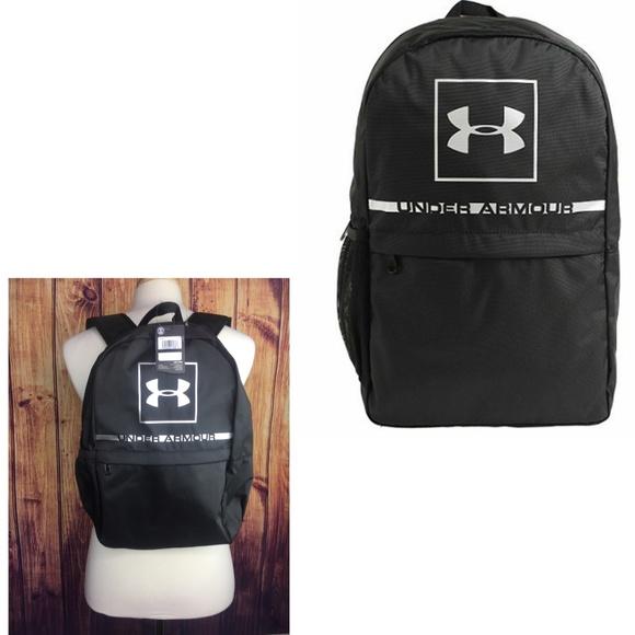 Under Armour 1328058-003 Project5 Backpack Bags Blacks School Bags Backpacks